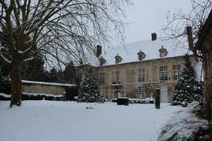 Le manoir, hiver 2013