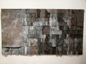 La bibliothèque en cendres (300 x 180) de Claudie Hunzinger