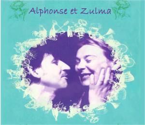 """Le 2 juin, lors du vernissage, Spectacle """"Eune journée chez Alphonse et Zulma"""" par la Cie Jade"""