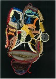 """Masque"" de Marie-Rose Lortet"